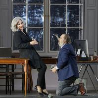 Elīna Garanča & Wolfgang Koch - Parsifal par Kirill Serebrennikov