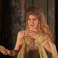 Nicole Car - Faust par Frank Castorf