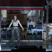 Nicole Car, Adam Palka & Juan Diego Flórez - Faust par Frank Castorf