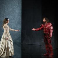 Ludivine Gombert (Desdemona), Jean-Pierre Furlan (Otello)