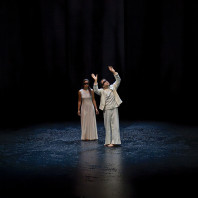 Luciana Mancini & Marc Mauillon  - L'Orfeo par Pauline Bayle