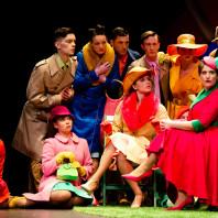 Girls, Boys & Sarah Laulan - Le Diable à Paris par Edouard Signolet