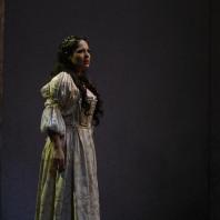 Nino Machaidze dans Rigoletto