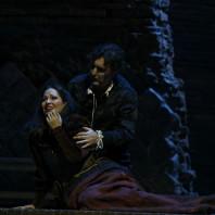 Tézier et Machaidze dans Rigoletto
