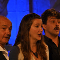 Dominique Visse, Anaïs Bertrand & Martial Pauliat
