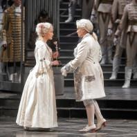 Erin Morley et Alice Coote dans le Chevalier à la Rose au Met