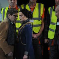 Ausrine Stundyte et Peter Hoare (Zinovyï) dans Lady Macbeth de Mzensk