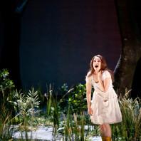 Erin Morley dans la Fausse Jardinière