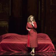 Michaele Kaune en Maréchale dans Le Chevalier à la rose