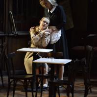 Marion Ammann et Agnieszka Slawinska dans Das Liebesverbot