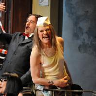 Andreas Jaeggi et Norman Patzke dans Das Liebesverbot