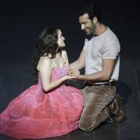 Morley et Lahaj dans Lucia de Lammermoor