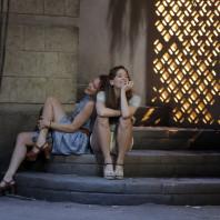 Kate Lindsey et Lenneke Ruiten dans Cosi fan Tutte