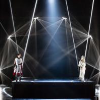 Valer Barna-Sabadus et Elin Rombo dans Eliogabalo