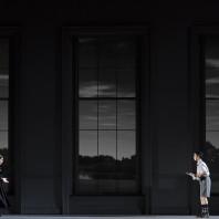 Philippe Tsouli et Odile Hinderer dans le Tour d'écrou