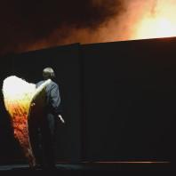 L'Ange de feu par Benedict Andrews