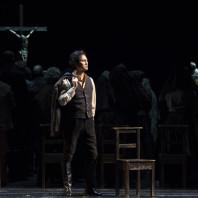 Yonghoon Lee dans Cavalleria Rusticana