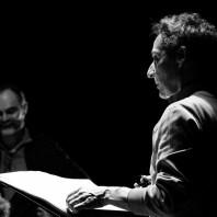 Lionel Peintre et Pierre Roullier dans Je suis un homme ridicule