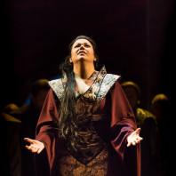 Elaine Alvarez dans Jérusalem de Verdi