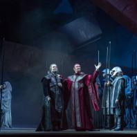 Pietro Picone et Patrick Delcour dans Jérusalem de Verdi