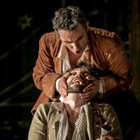Jean-Sébastien Bou et Robert Gleadow dans Don Giovanni