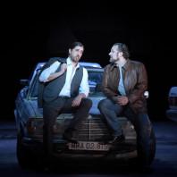 Bryan Hymel et Roberto Tagliavini dans Carmen