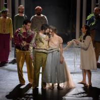Lea Desandre et Cyril Auvity dans Alcione