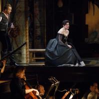 Colin Ainsworth (Jason) et Peggy Kriha Dye (Médée) - Opéra Atelier