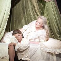 Sophie Koch et Linda Watson - Le Chevalier à la rose par Otto Schenk