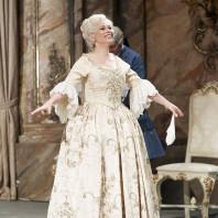 Daniela Fally dans le Chevalier à la rose à Vienne