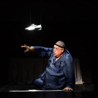 Bruno Pratico dans La Nuit d'un neurasthénique par Marie-Ève Signeyrole
