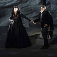 Yolanda Auyanet et Teodor Ilincai Don Carlo à Marseille