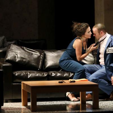 Stéphanie d'Oustrac et Michael Fabiano - Carmen par Dmitri Tcherniakov