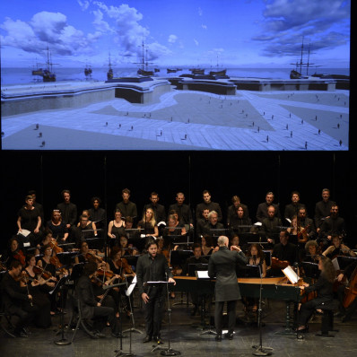 Reinoud van Mechelen et Le Concert spirituel - l'Opéra imaginaire