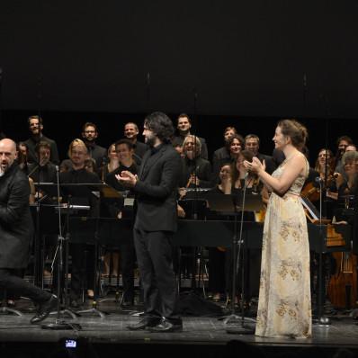 Herbé Niquet, Reinoud van Mechelen, Katherine Watson et Karine Deshayes - l'Opéra imaginaire