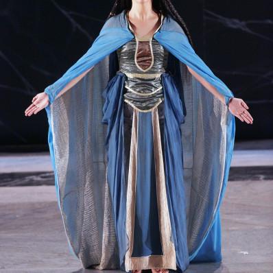 Ludivine Gombert dans Aida par Paul-Émile Fourny