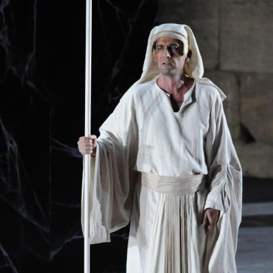 Nicolas Courjal dans Aida