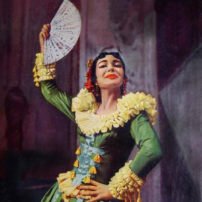 Maria Callas - Barbier de Séville