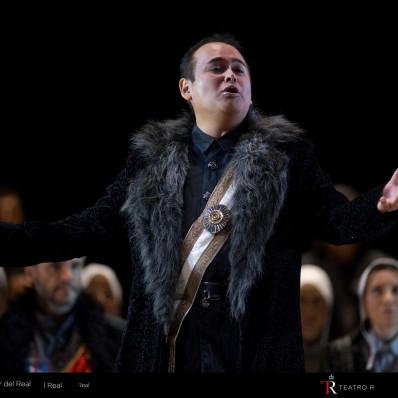 Javier Camarena - Les Puritains par Emilio Sagi