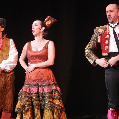Gilles Benizio, Corinne Benizio et Hervé Niquet - Don Quichotte, par Corinne Benizio et Gilles Benizio