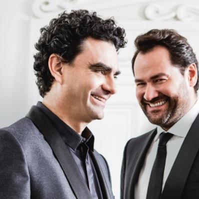 Rolando Villazón et Ildar Abdrazakov