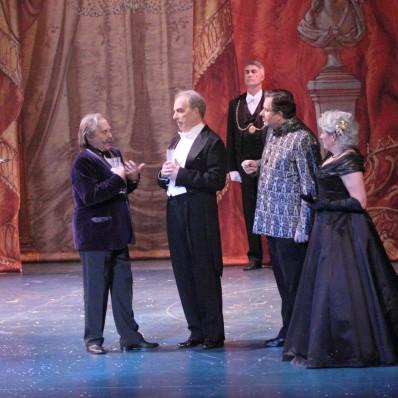 Jean-Philippe Corre, François Le Roux, Jean-François Vinciguerra & Cécile Galois - My Fair Lady par Jean Liermier