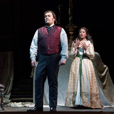 Quinn Kelsey et Pretty Yende - Lucia di Lammermoor par Mary Zimmerman