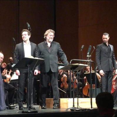 Pelléas et Mélisande en concert au TCE
