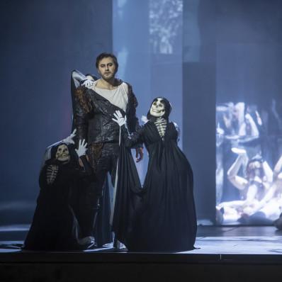 Vitaliy Bilyy (Macbeth) - Macbeth par Jean-Louis Martinoty