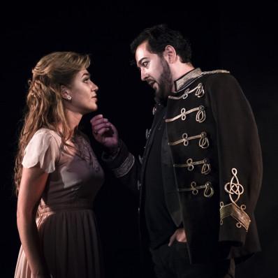 Ekaterina Morozova & Bogdan Baciu - Eugène Onéguine par Frederic Wake-Walker