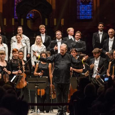 Sir John Eliot Gardiner, English Baroque Soloists et Monteverdi Choir - Festival Berlioz