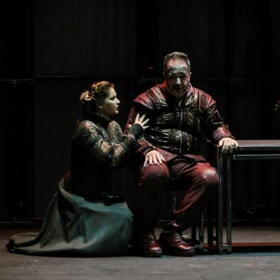 Mihaela Marcu & Francesco Landolfi - Rigoletto par Elena Barbalich