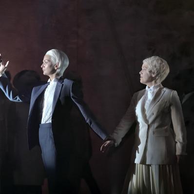 Marianne Crebassa & Hélène Guilmette - Orphée et Eurydice par Aurélien Bory