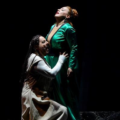 Jean-Pierre Furlan & Vikena Kamenica - Samson et Dalila par Paul-Émile Fourny